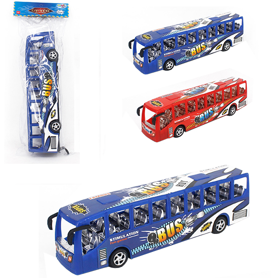 ONIBUS A FRICCAO STIMULATION FUN GAME HOT COLORS NA SOLAPA WELLKIDS