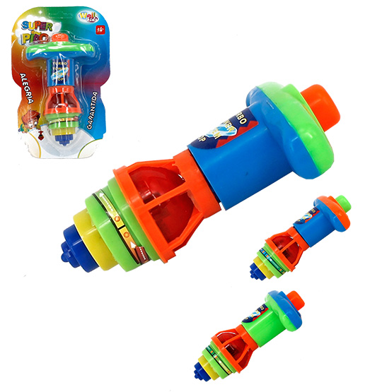 PIAO COM LUZ TOP SHOOTER WELLKIDS