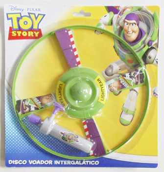 DISCO VOADOR INTERGALATICO TOY STORY 18844