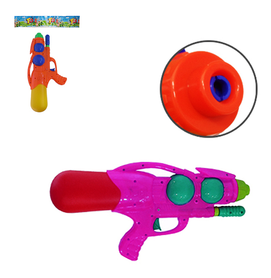 PISTOLA LANCA AGUA BUBBLE COLORS 33.5CM