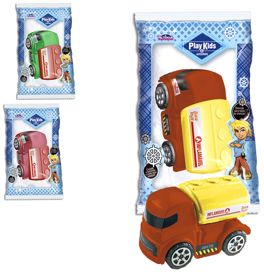 CAMINHAO TANQUE COLORS NA SOLAPA PLAY KIDS