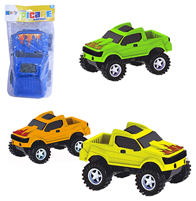 CARRO PICK-UP TERRIAN HOT RACING COLORS