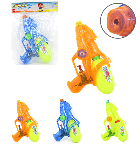 PISTOLA LANCA AGUA WATER GUN COLORS SUMMER FUN