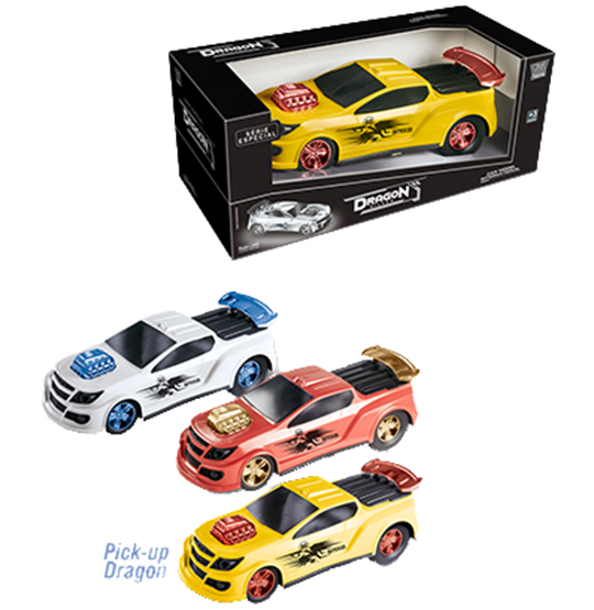 CARRO PICK-UP DRAGON COLLECTION
