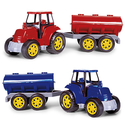 TRATOR AGROMAX TANQUE
