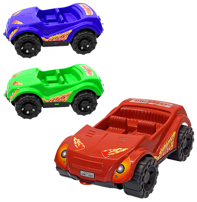 CARRO BIG BUGGY COLORS