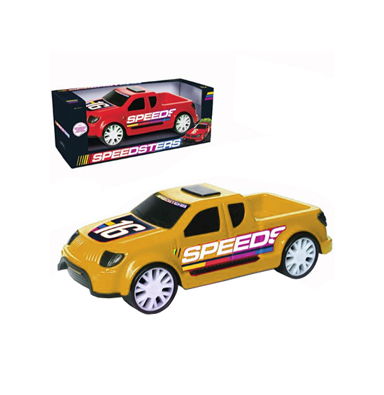 CARRO PICK-UP SPEEDSTERS NA CAIXA