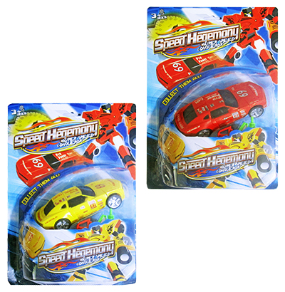 ROBO TRANSFORME CARRO SPEED HEQEMONY SUPER COLORS