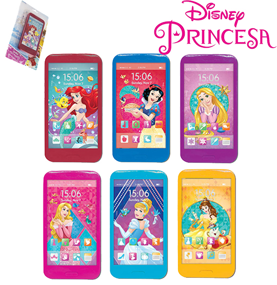 MINI TABLET MUSICAL PRINCESAS