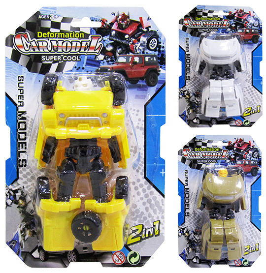 ROBO TRANSFORME CARRO DEFORMATION CAR MODEL SUPER COOL