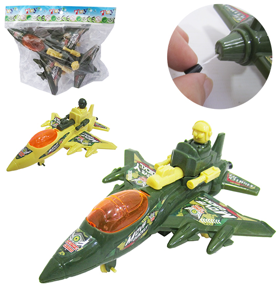AVIAO MILITAR A CORDA MOVE QUICKLY FIGHTER JET COLORS NA SOLAPA