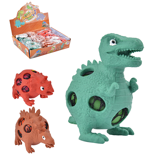DINO SPREM BALL COLORS 9X7CM WELLKIDS