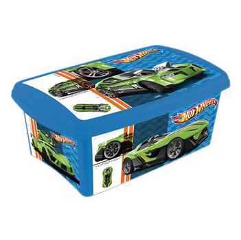 CAIXA HOT WHEELS 4,2L 293X181X181MM