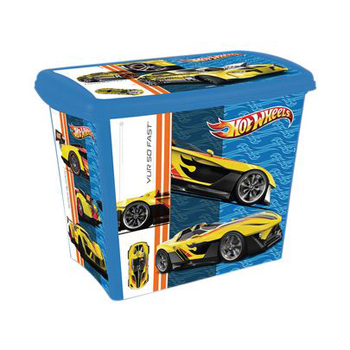 CAIXA HOT WHEELS 7,8L 293X181X228MM