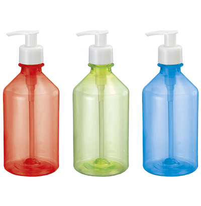 PORTA SABONETE LIQUIDO PARIS PET COLORS 450ML