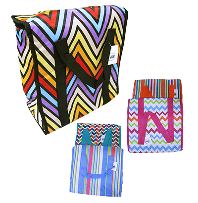 BOLSA TERMICA ESTAMPADA COLORS 15L