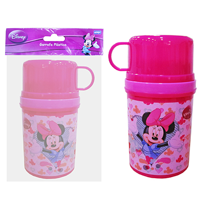 GARRAFA DE AGUA T-FRESH MINNIE 250ML