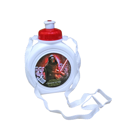 CANTIL INFANTIL REDONDO STAR WARS 450ML