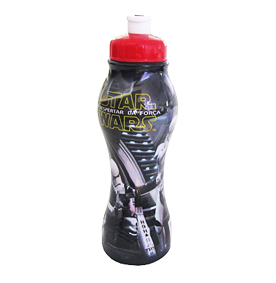 GARRAFA/SQUEEZE SLEEVE STAR WARS 450ML
