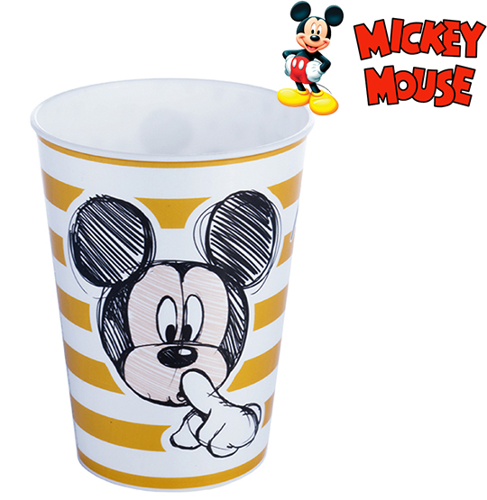 COPO DE PLASTICO MICKEY 320ML