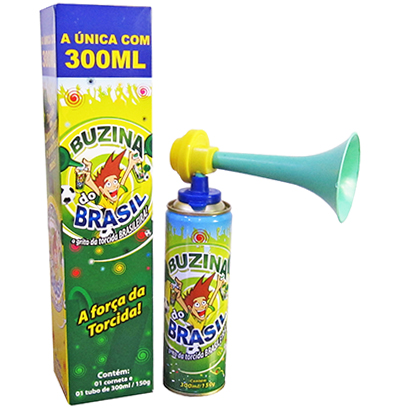 BUZINA DO BRASIL 300ML/150G