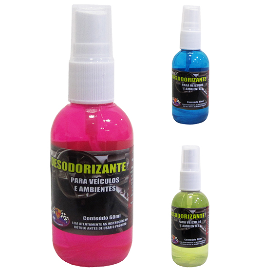 DESODORIZANTE SPRAY 60ML SORTIDOS