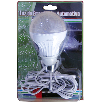 LUZ DE LED EMERGENCIA AUTOMOTIVA 12V 3M