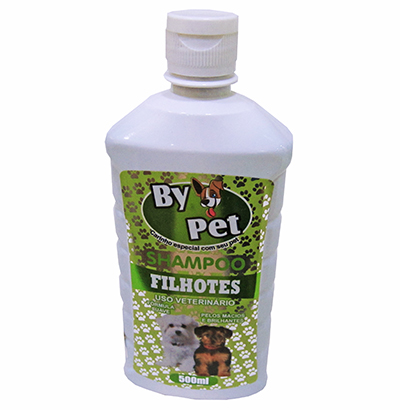 SHAMPOO PARA PET FILHOTES BY PET 500ML