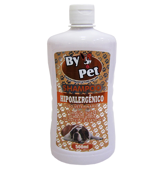 SHAMPOO BY PET HIPOALERGENICO 500ML