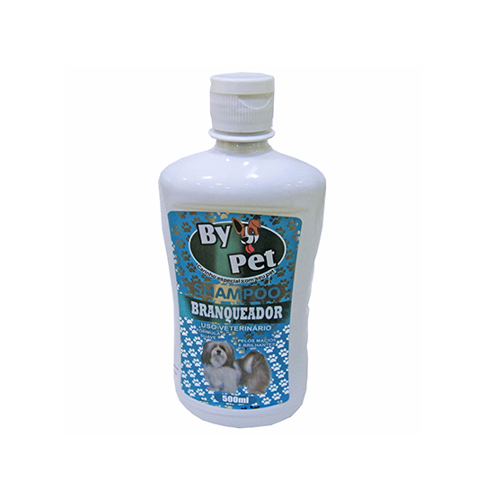 SHAMPOO PARA PET BRANQUEADOR BY PET 500ML