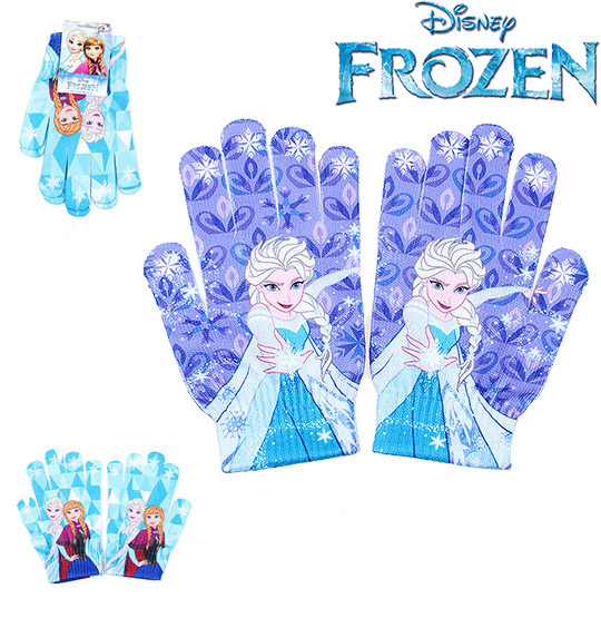 LUVA DE LA INFANTIL COLORS FROZEN