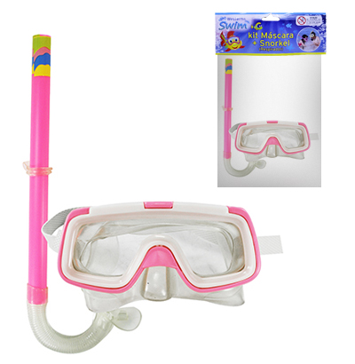 KIT MASCARA/SNORKEL GD