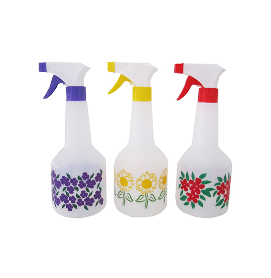PULVERIZADOR / BORRIFADOR GIRAFA DECORADO 550ML