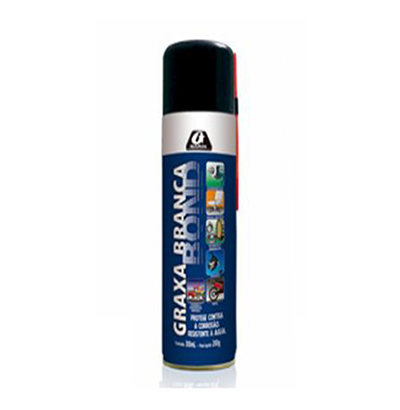 GRAXA BRANCA SPRAY BOND 300ML 200G