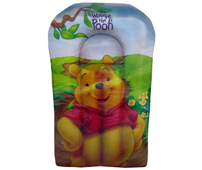 MINI COLCHAO INFLAVEL POOH 70X46CM