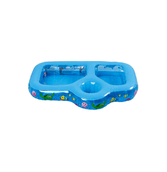 PISCINA INFLAVEL PRAIA 21L 90X60X13CM SUMMER FUN