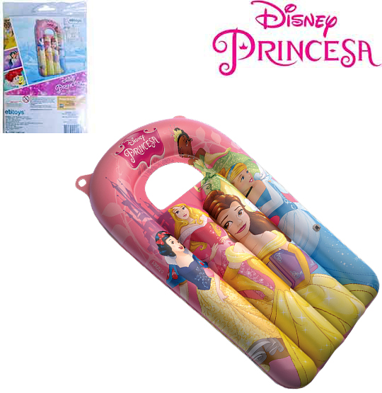 MINI COLCHAO INFLAVEL 70CM PRINCESAS
