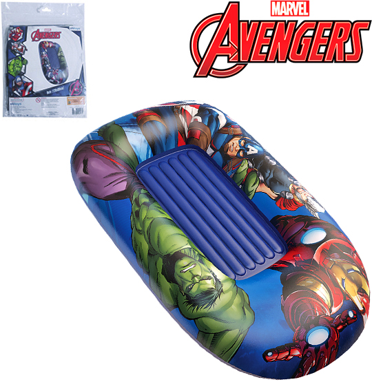 BOTE INFLAVEL 120X80CM  AVENGERS