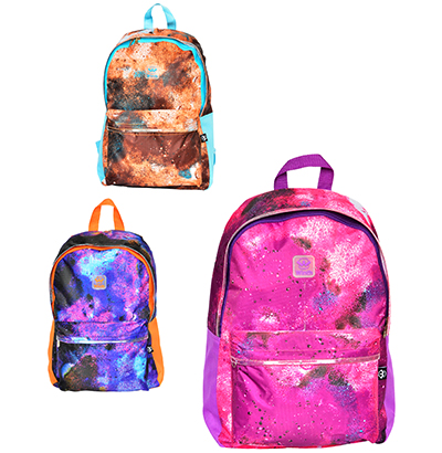 MOCHILA JUVENIL FEMININA STANDARD WINTH 17'' COLORS