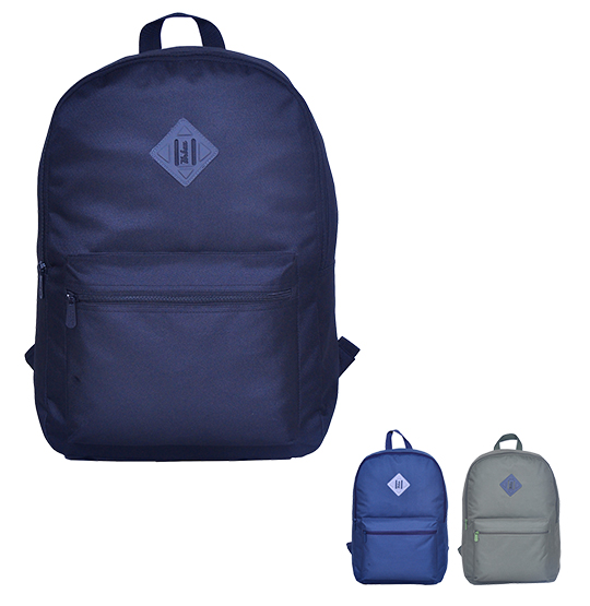 MOCHILA JUVENIL MASCULINA URBAN LISA COLORS 17''