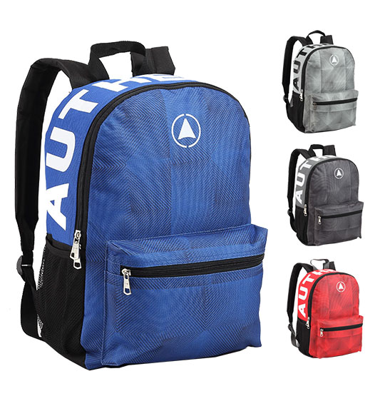 MOCHILA JUVENIL MASCULINA AUTHENTIC 16'' COLORS