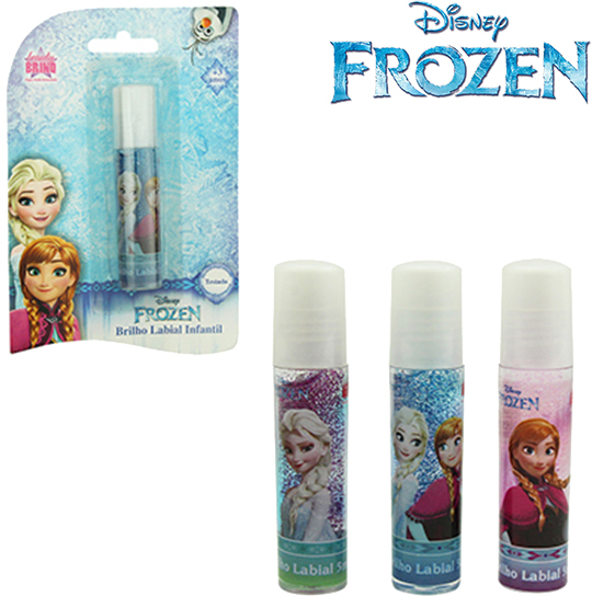 BRILHO LABIAL FROZEN 5ML NA CARTELA